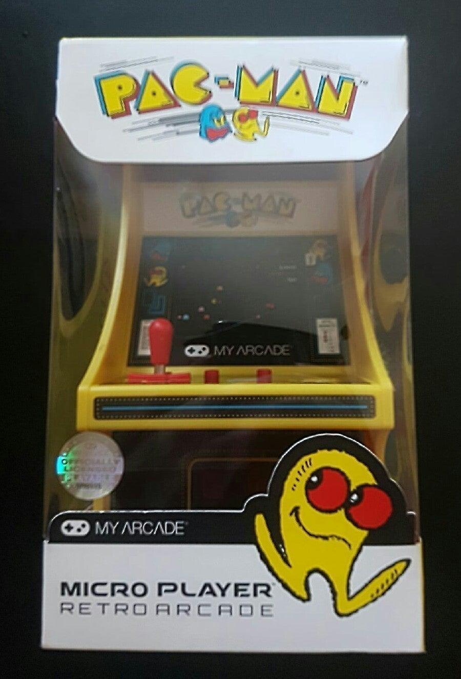 my arcade pac man