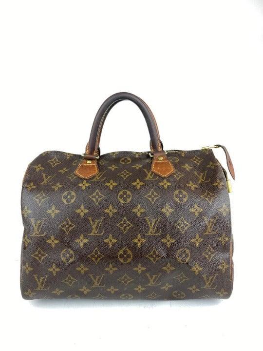 Louis Vuitton Monogram Speedy 30 Medium
