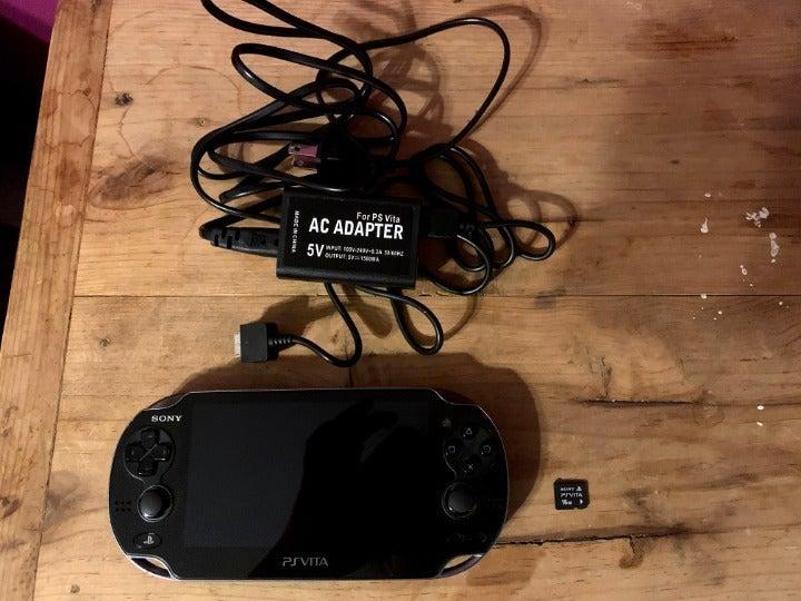 PlayStation Vita OLED model