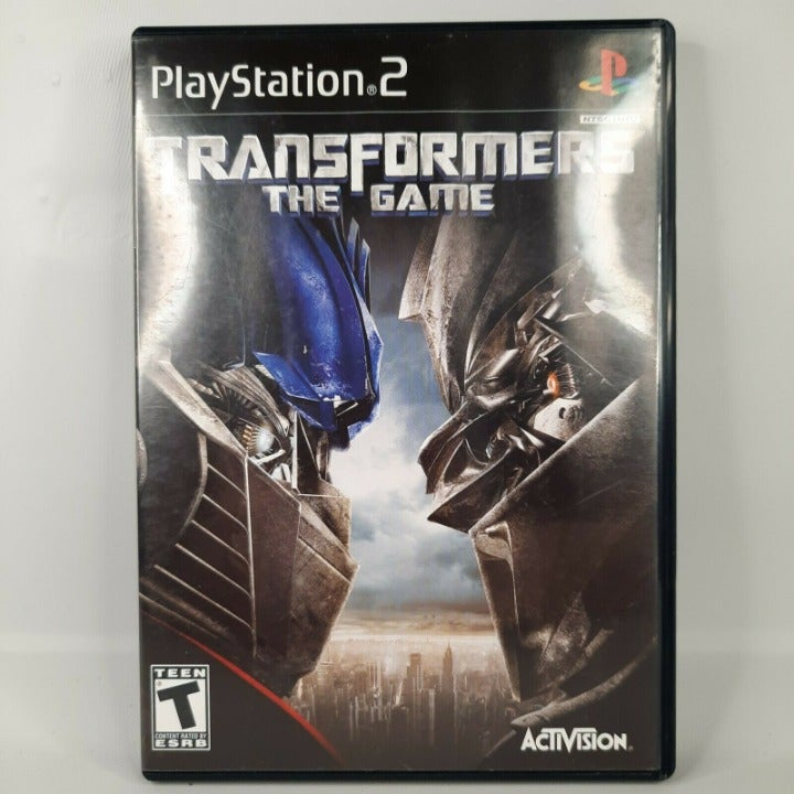 Transformers: The Game. CIB & TESTED PS2