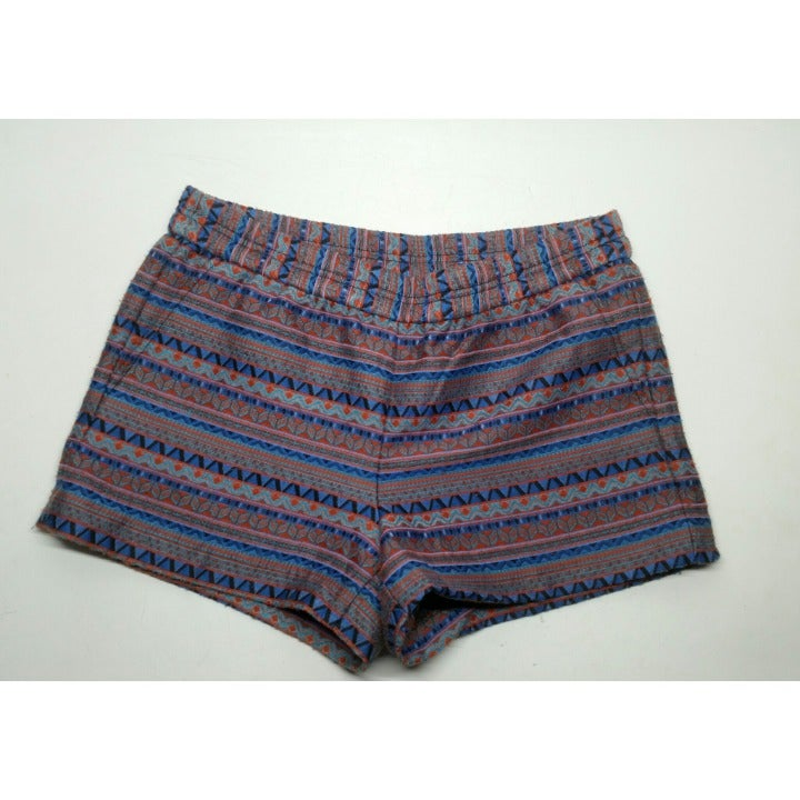 Tribal Print Shorts Size 6/8