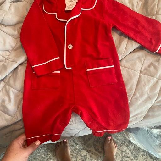 Infant boy pajama