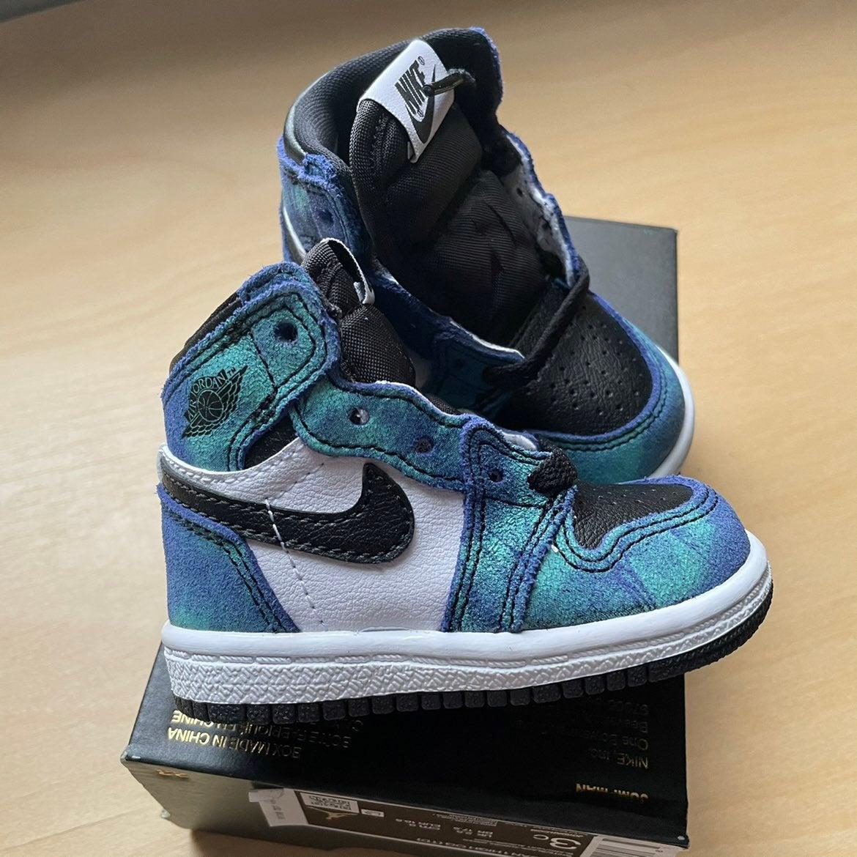 Sz 3c Nike Air Jordan 1 High Kids shoes
