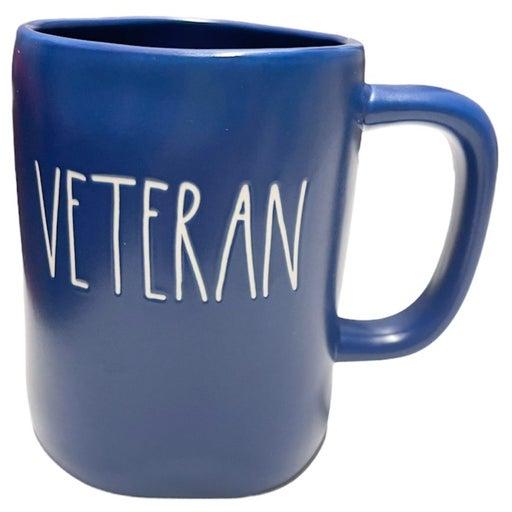 Rae Dunn Veteran Mug