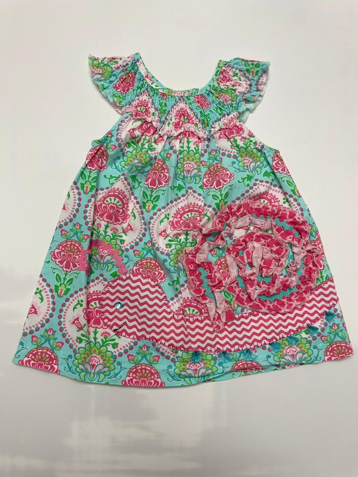 MudPie 9-12 Girls Dress