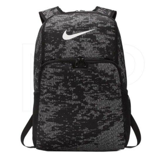 NEW Nike Brasilia Black Backpack