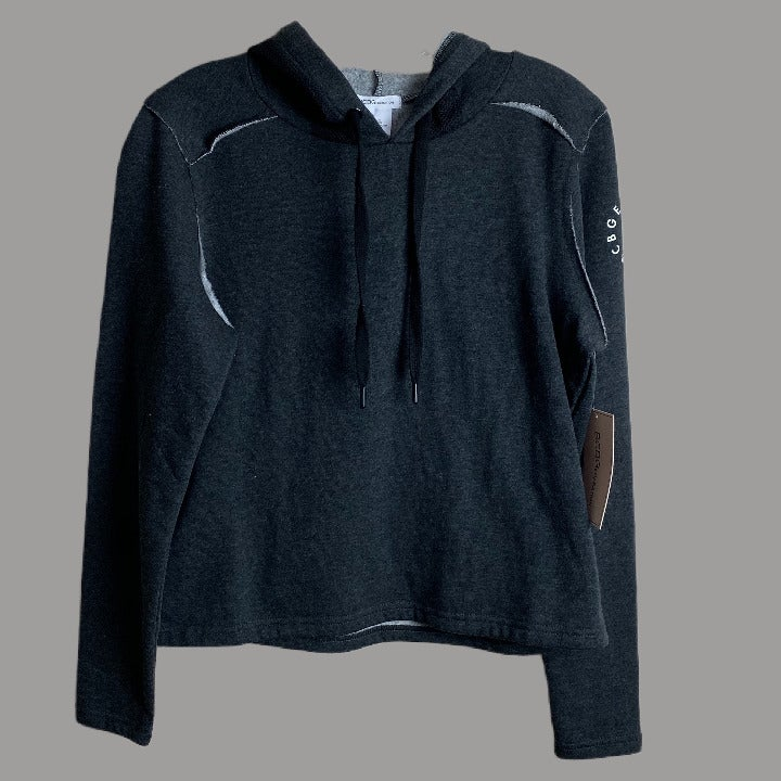 BCBGeneration Dark Gray Sweatshirt