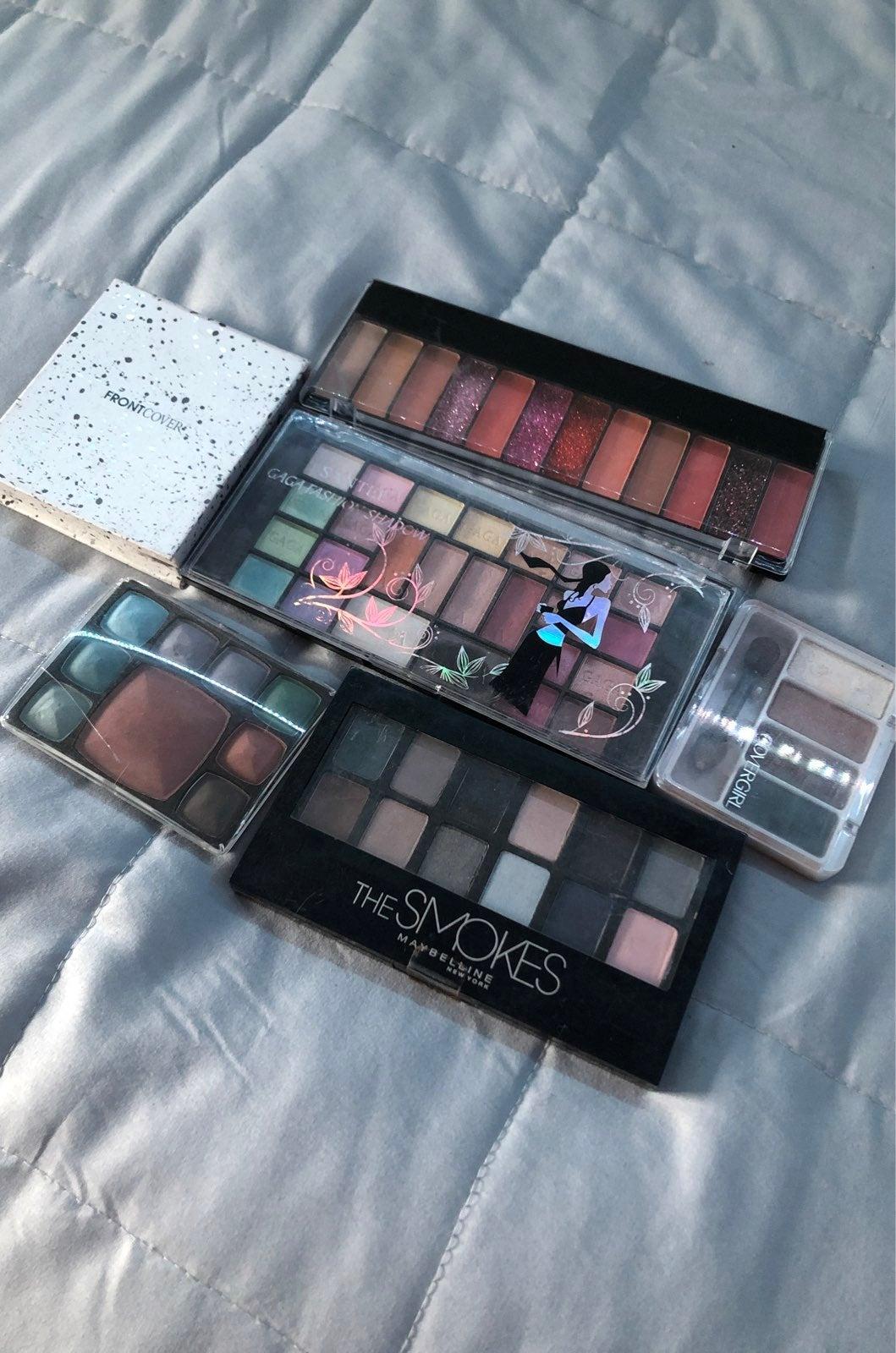 Eyeshadow Makeup Lot