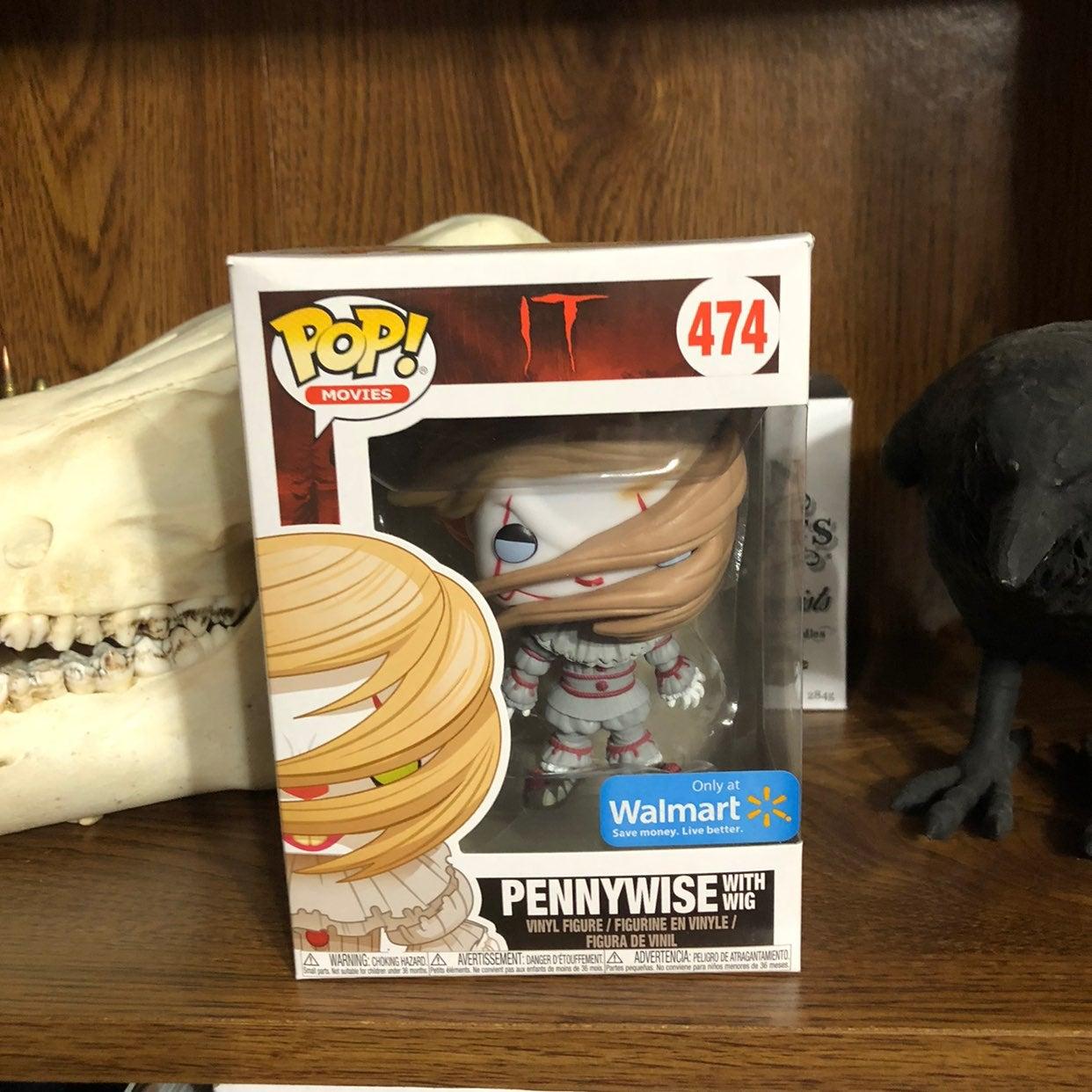 Pennywise IT Walmart Funko Pop