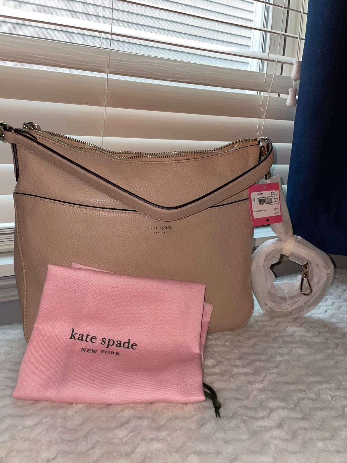 Authenticated Kate Spade Purse