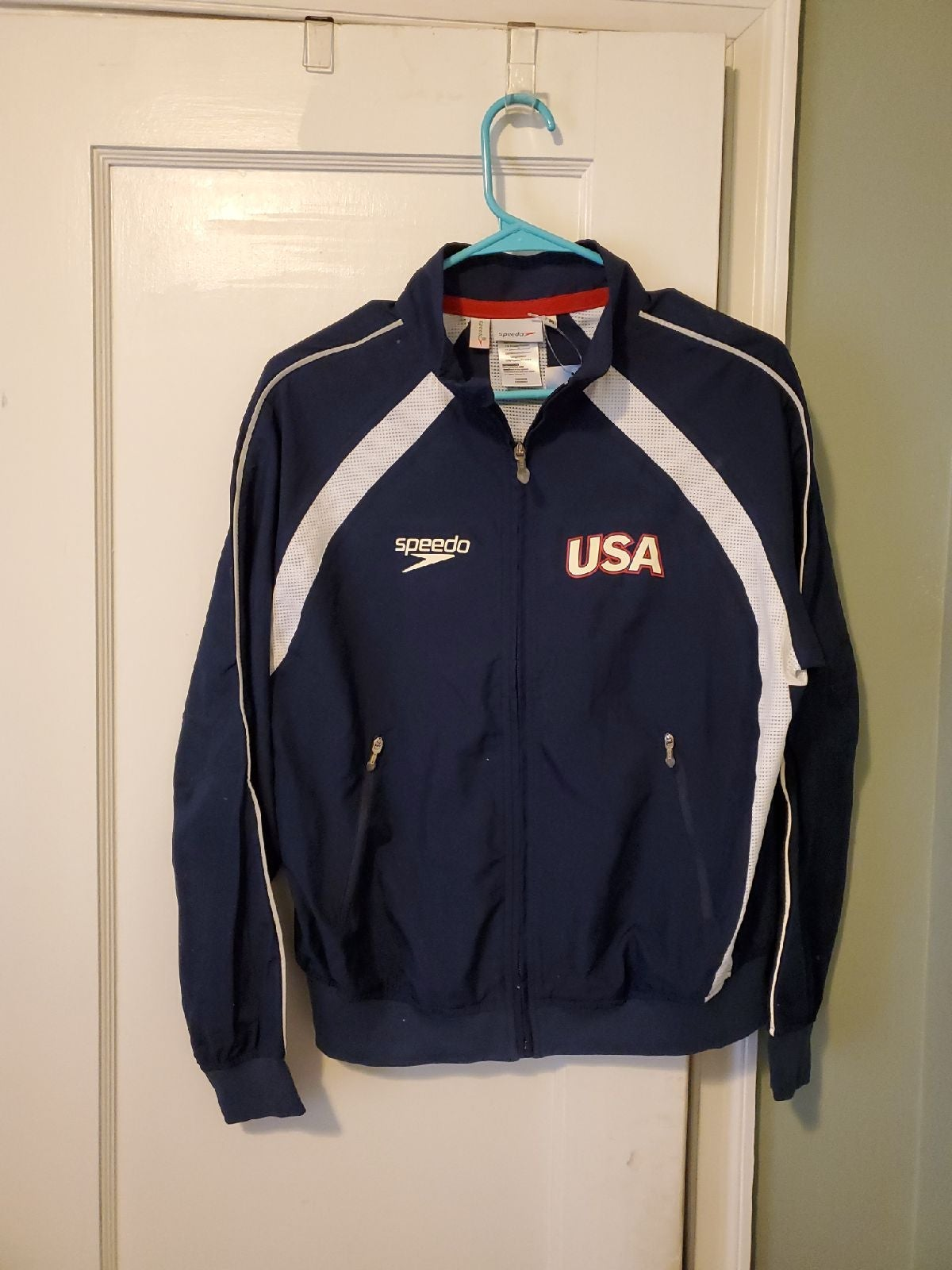 Speedo Warm-up Jacket