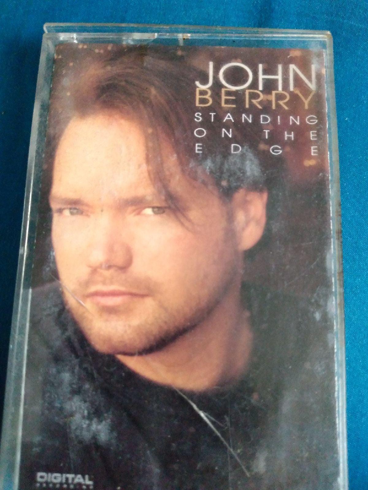John Berry cassette tape