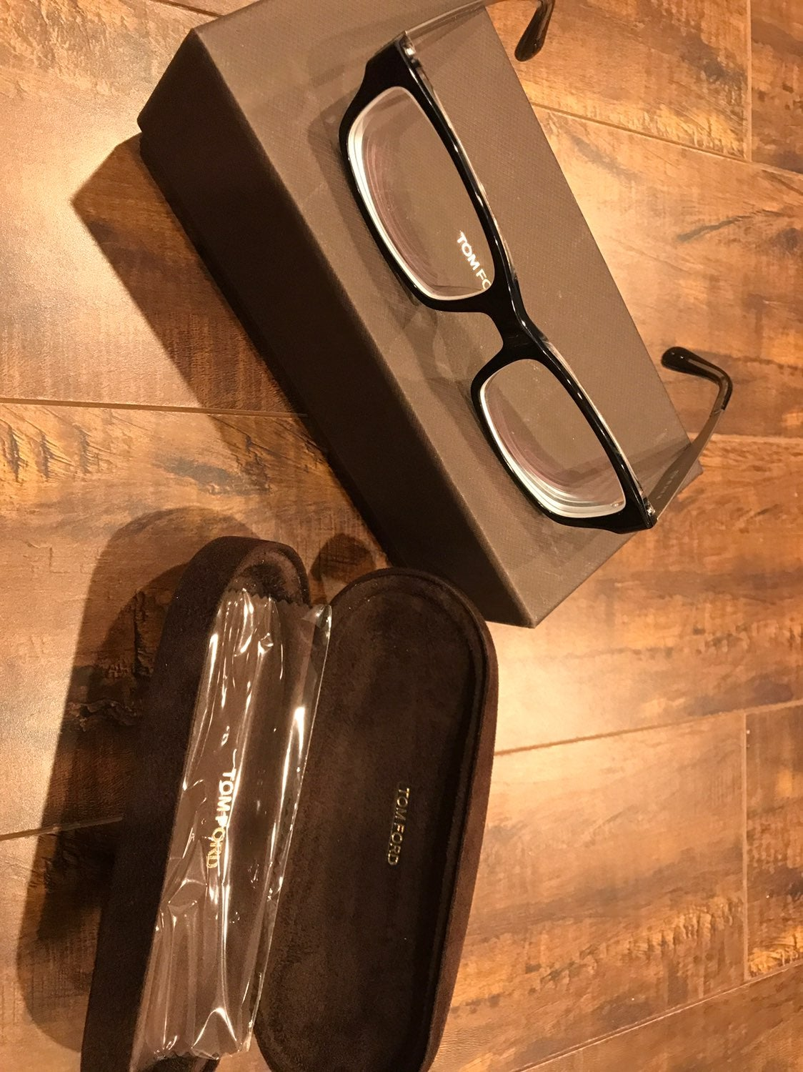 Tom Ford Optical Glasses With Case