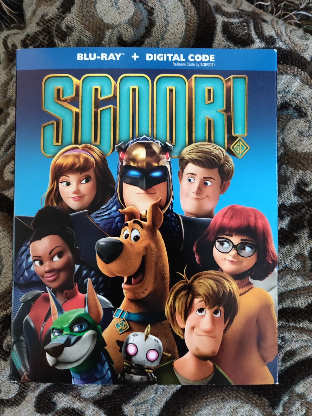 Scoob Blu-ray (No Digital)