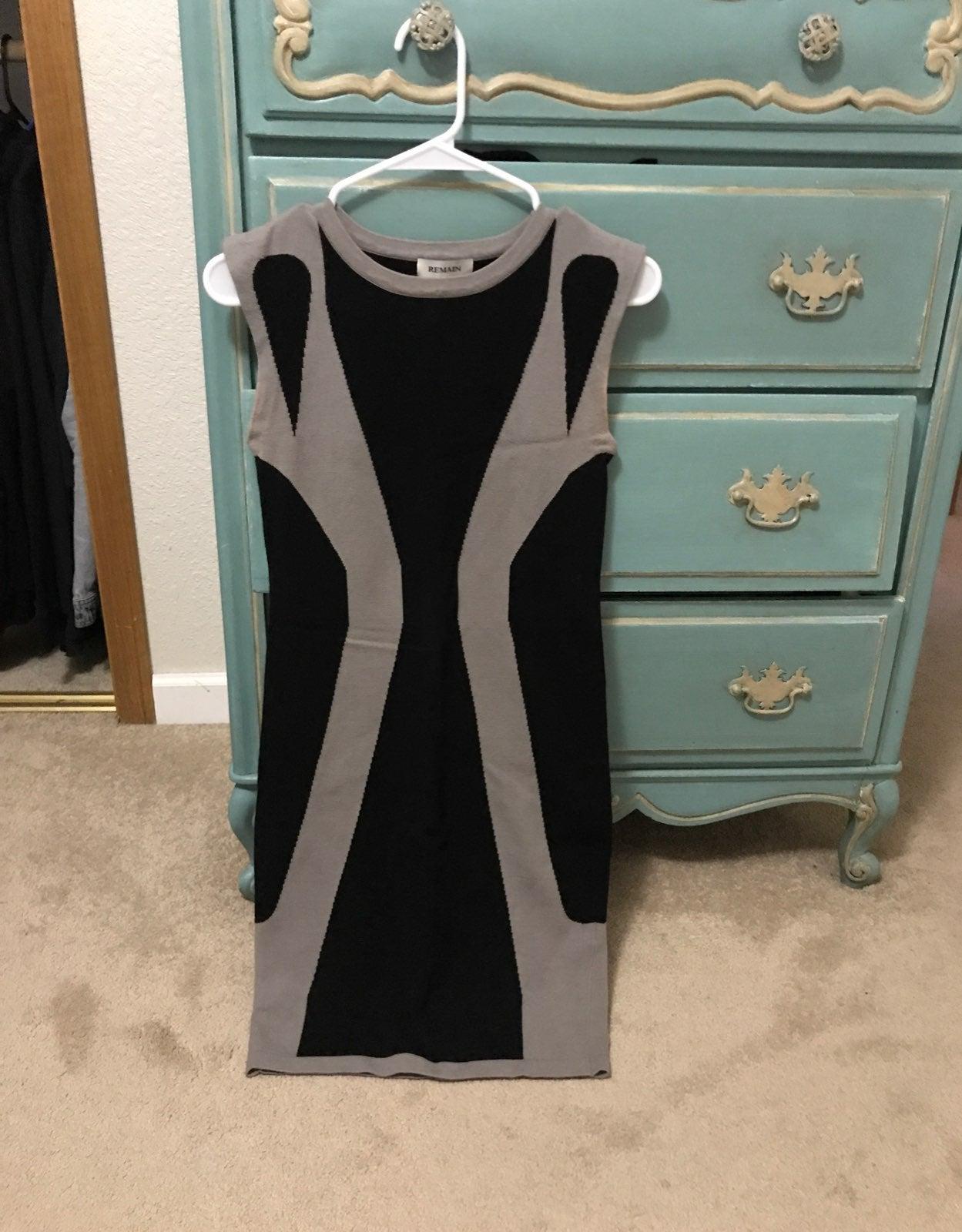 Remain sweater dress size small