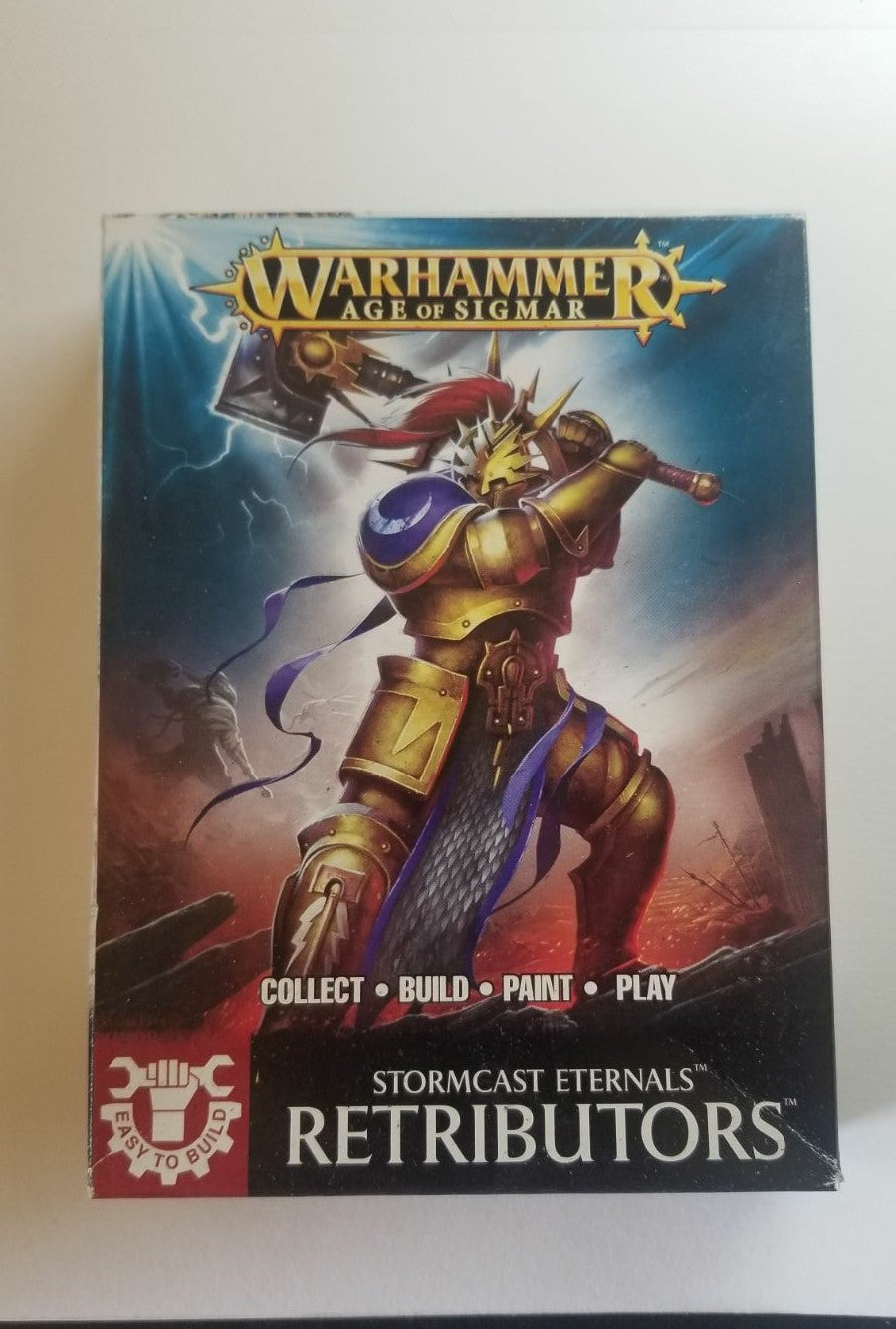 Warhammer Stormcast Eternals Retributors