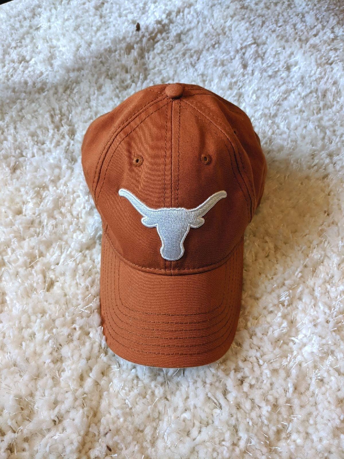 Longhorns Adjustable Hat