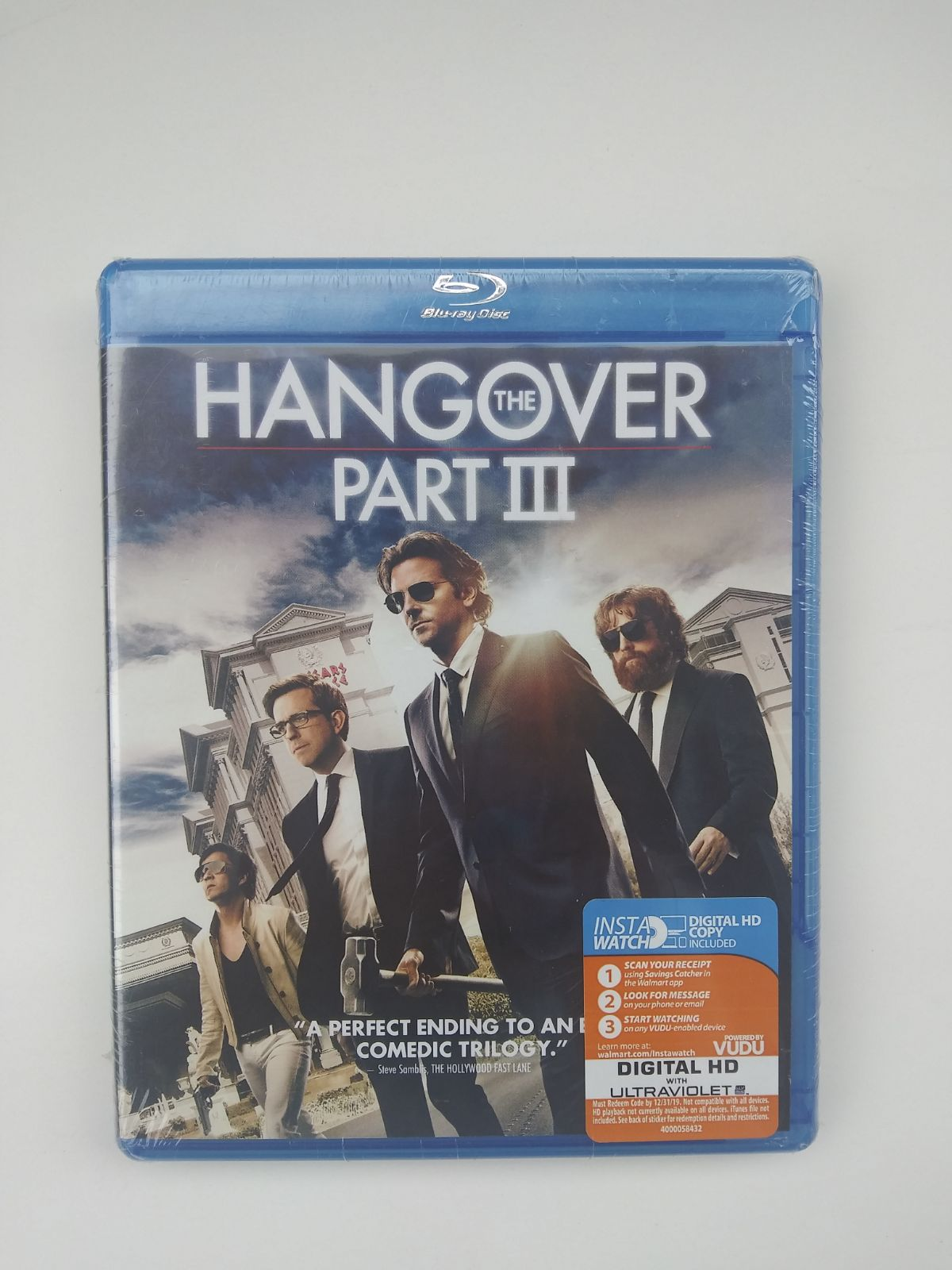 The Hangover Part 3 Blu-ray + DVD