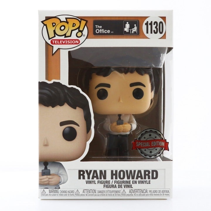 Funko The Office Ryan Howard Exclusive