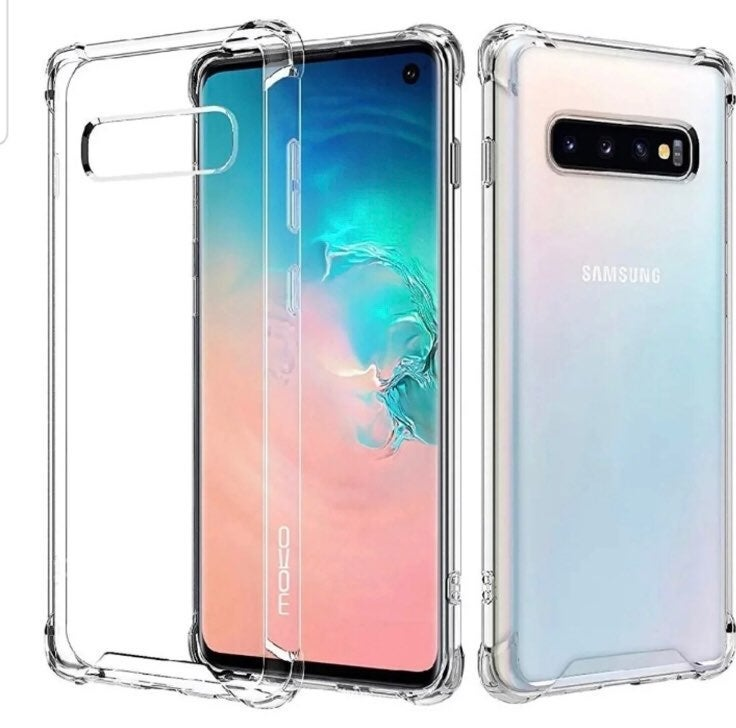 Galaxy S10 Plus Clear Case