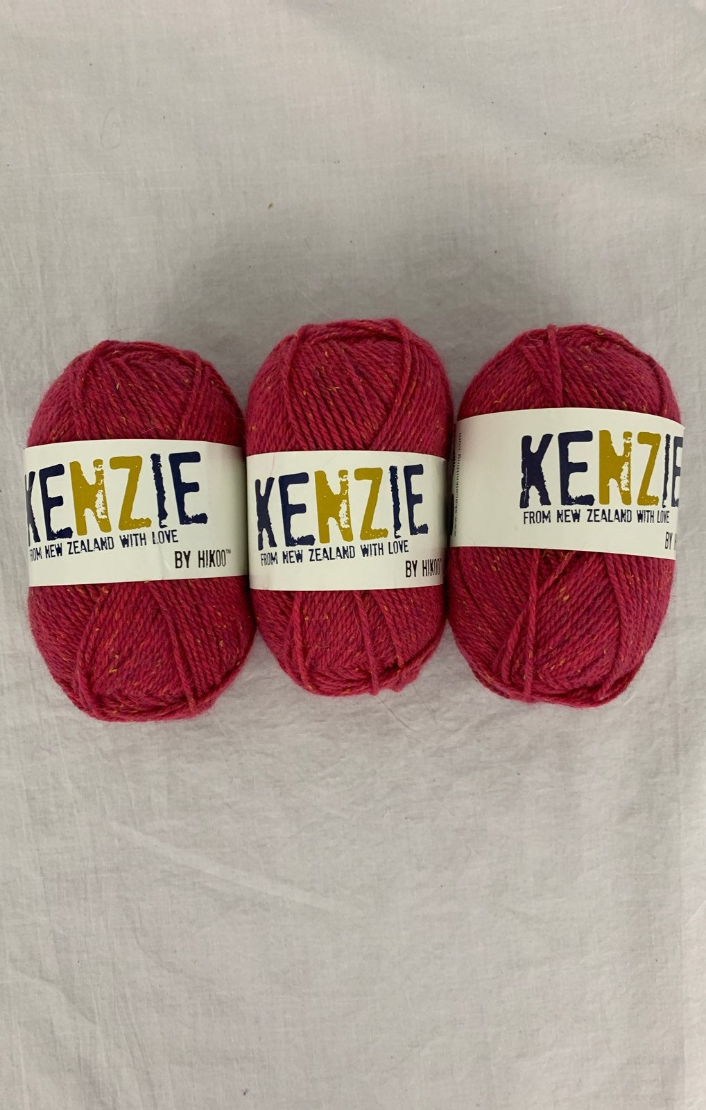 Yarn Kenzie by Hikoo 3 New Color 1029