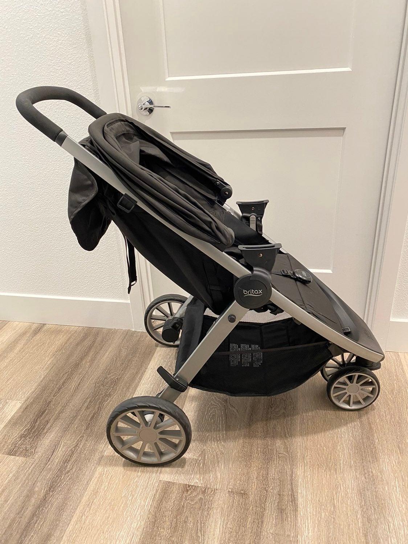 Britax b lively stroller