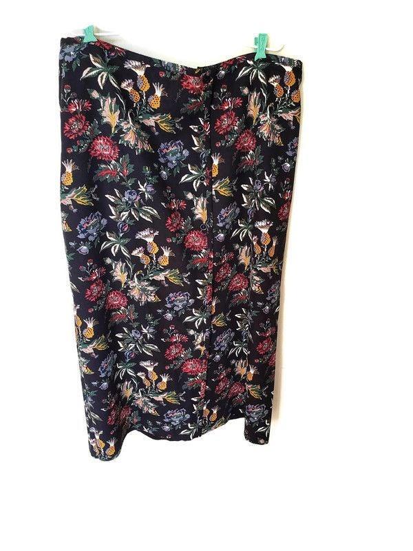 Bushwacker  Classic Skirt 100%Silk 2X