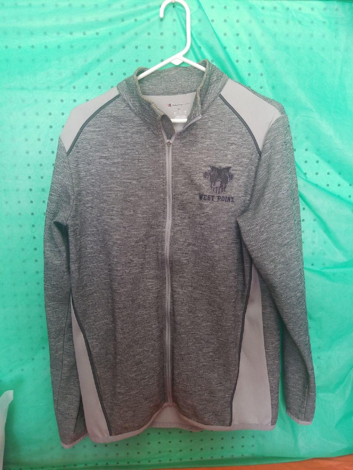 Champion medium West point track jacket
