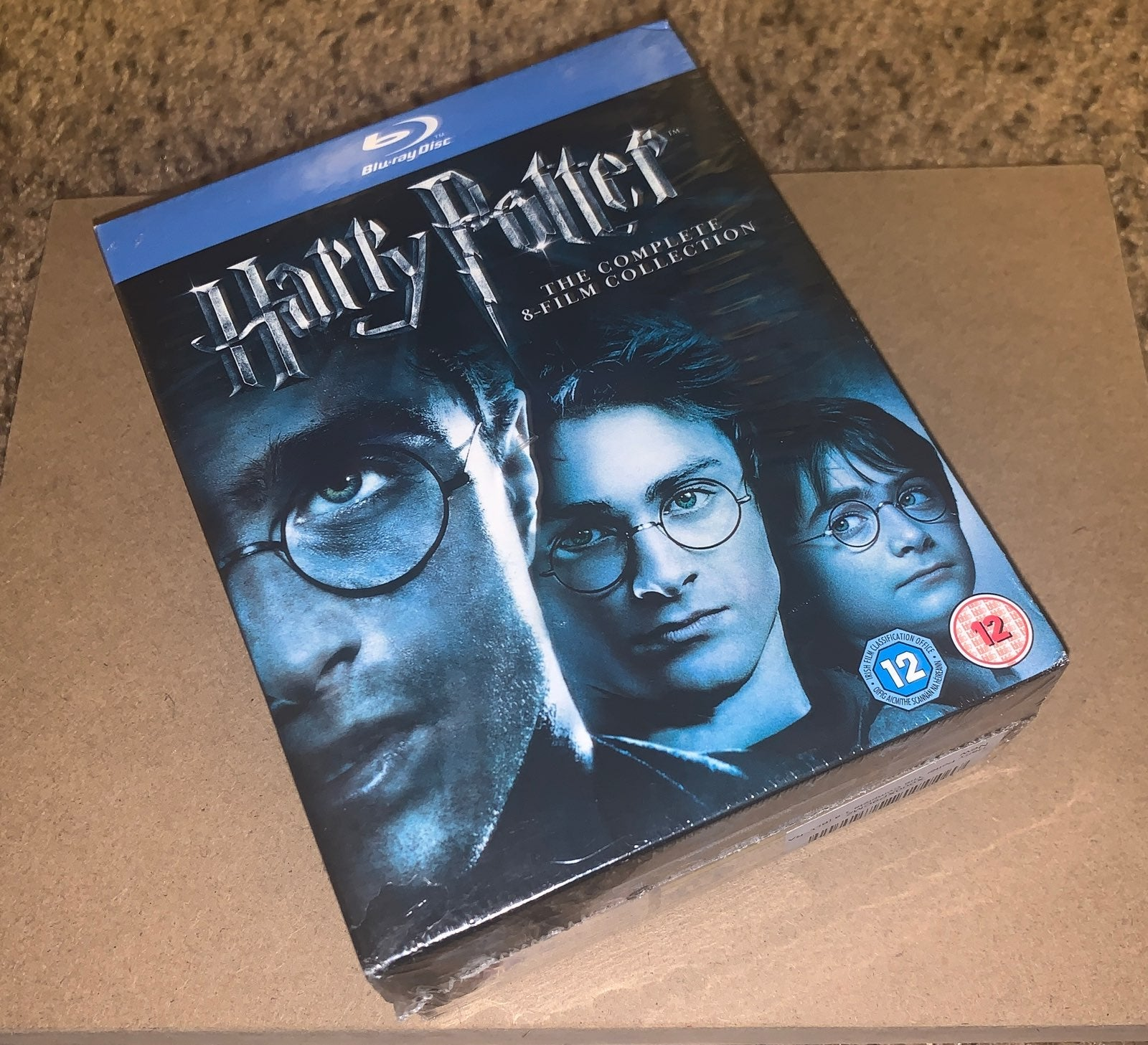 Harry Potter Complete Series!! (Blu-Ray)