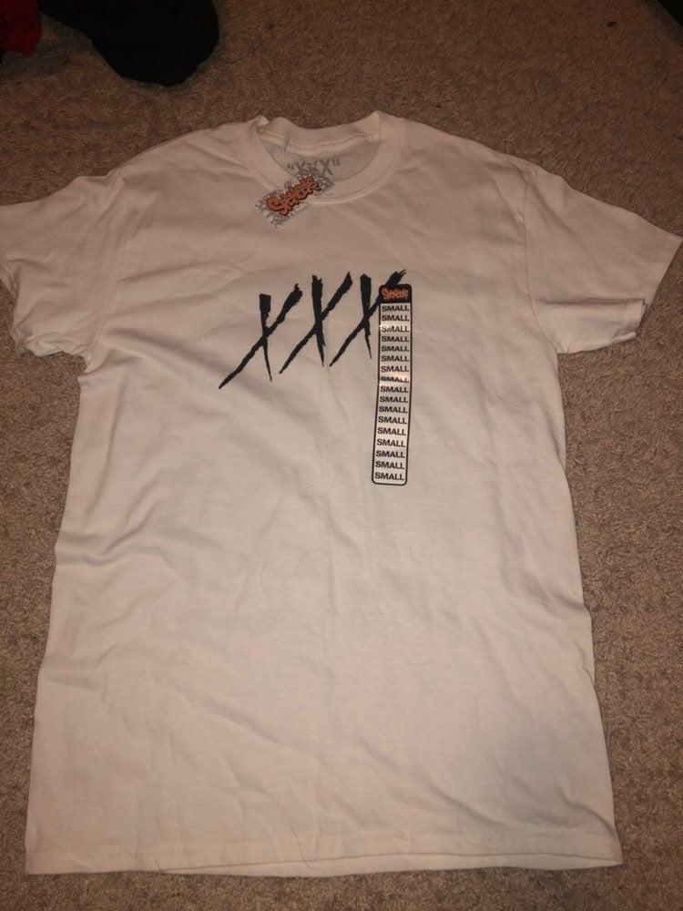 xxxtentacion shirt