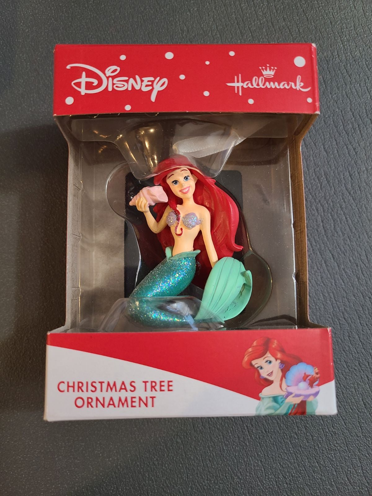 Disney ornament ariel