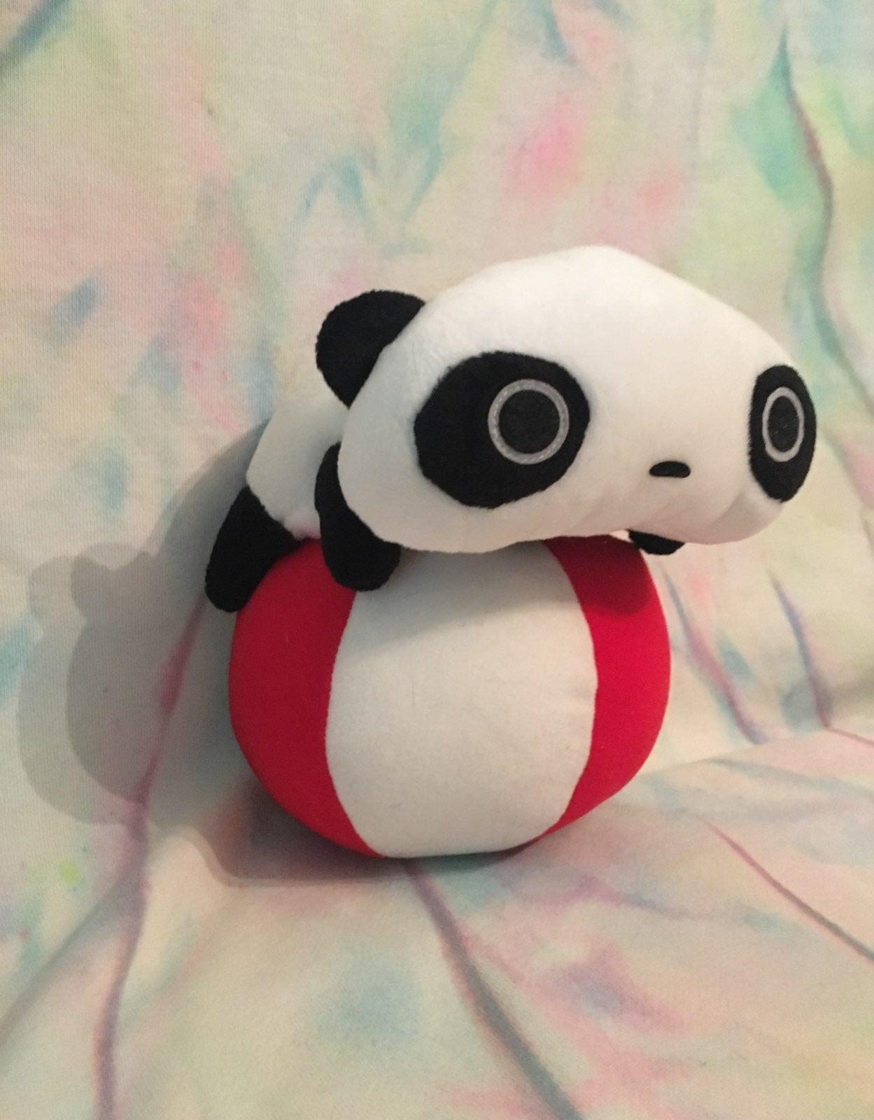 San-X panda plush