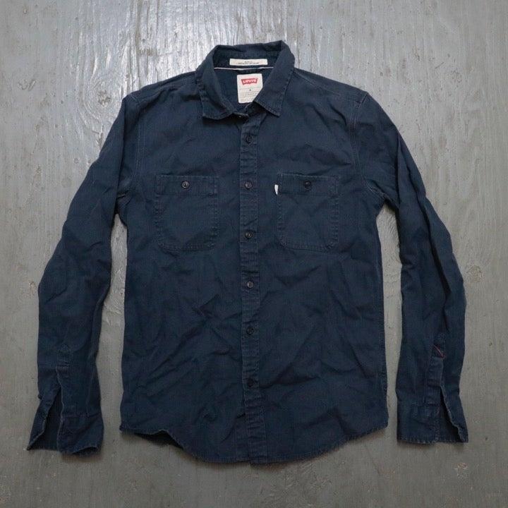 Levi Strauss Mens Button-down Shirt