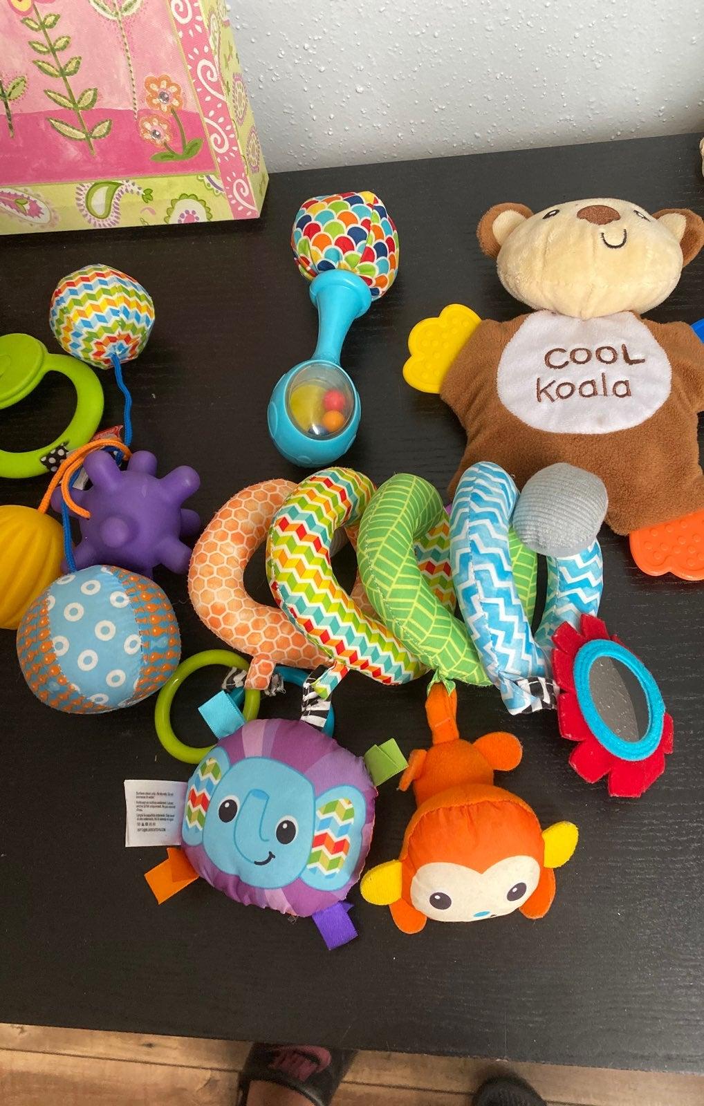 4 Baby boy toys