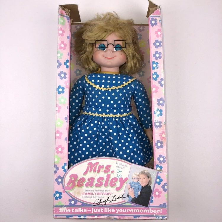 Mrs Beasley Talking Doll 2000 Edition