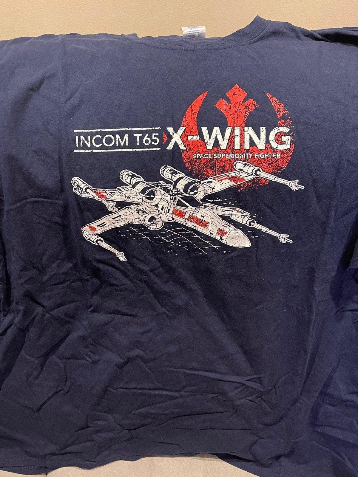 Star Wars Incom T65 X Wing TShirt