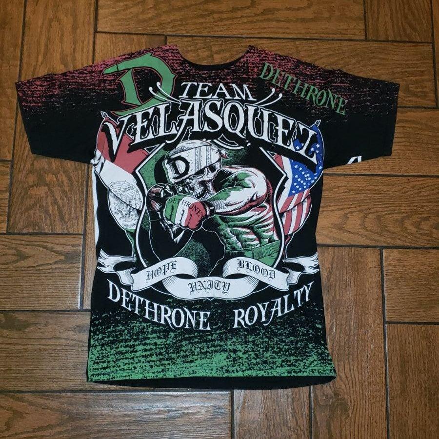 Cain Velasquez UFC Dethrone Shirt
