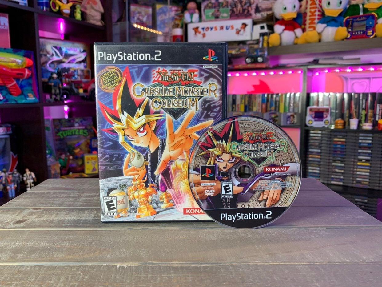 Yu-Gi-Oh! Capsule Monster Coliseum PS2