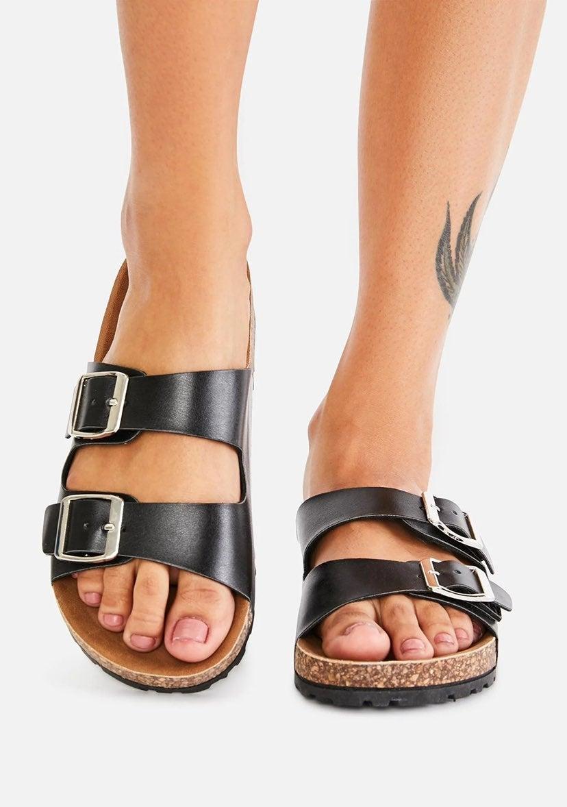 NIB Birkenstock Style Sandals
