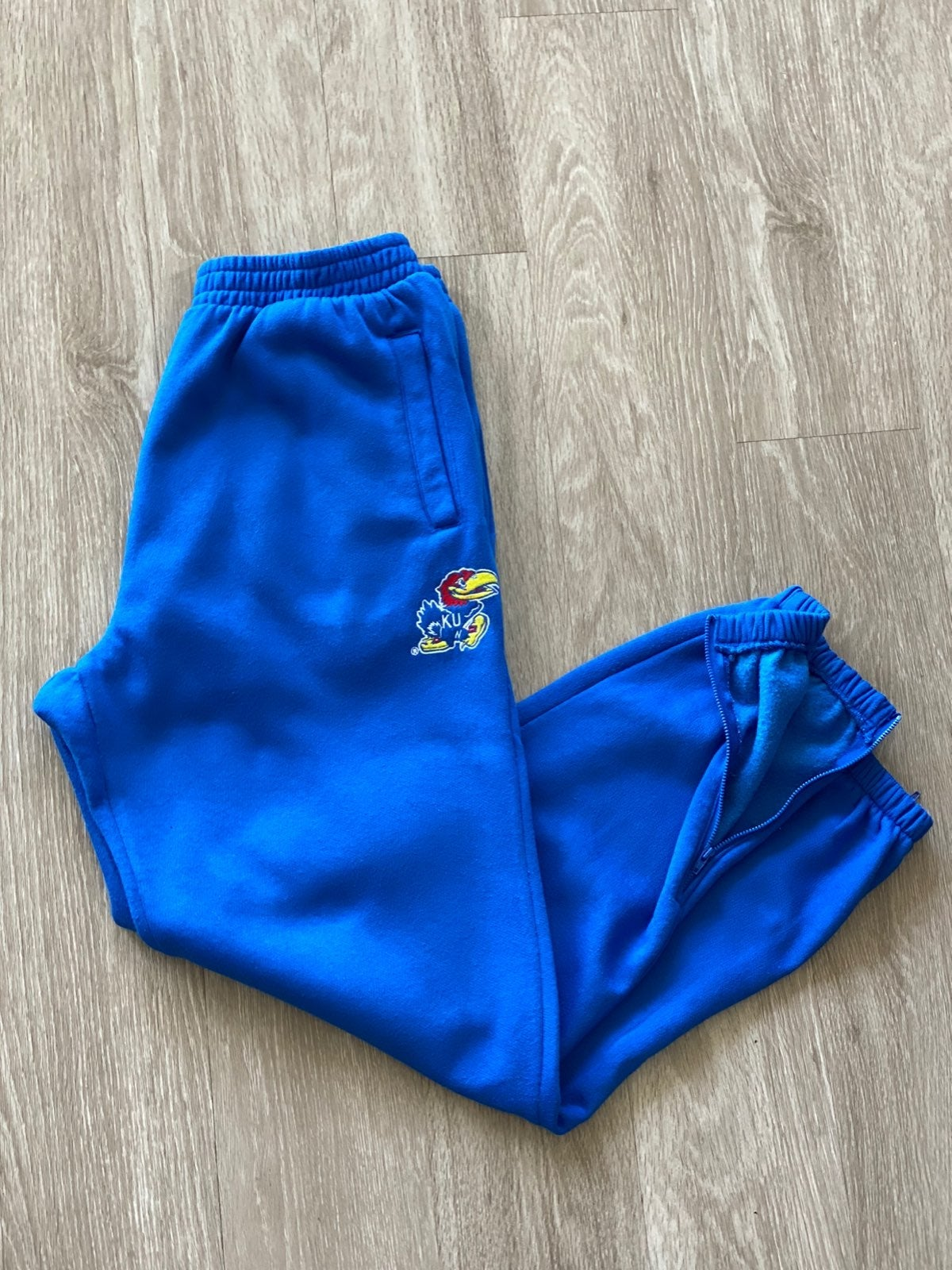 Vintage Kansas Jayhawks Sweatpants