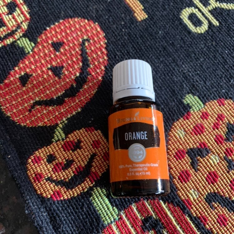 Young Living Essential oil orange
