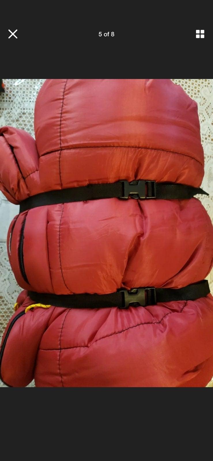 TWO Wenger sleeping bag