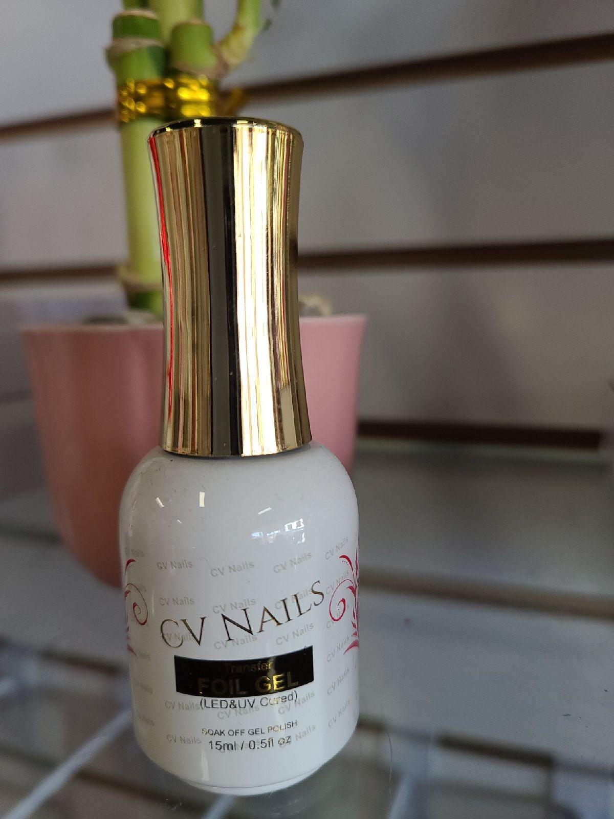 CV Foil Gel for Nails