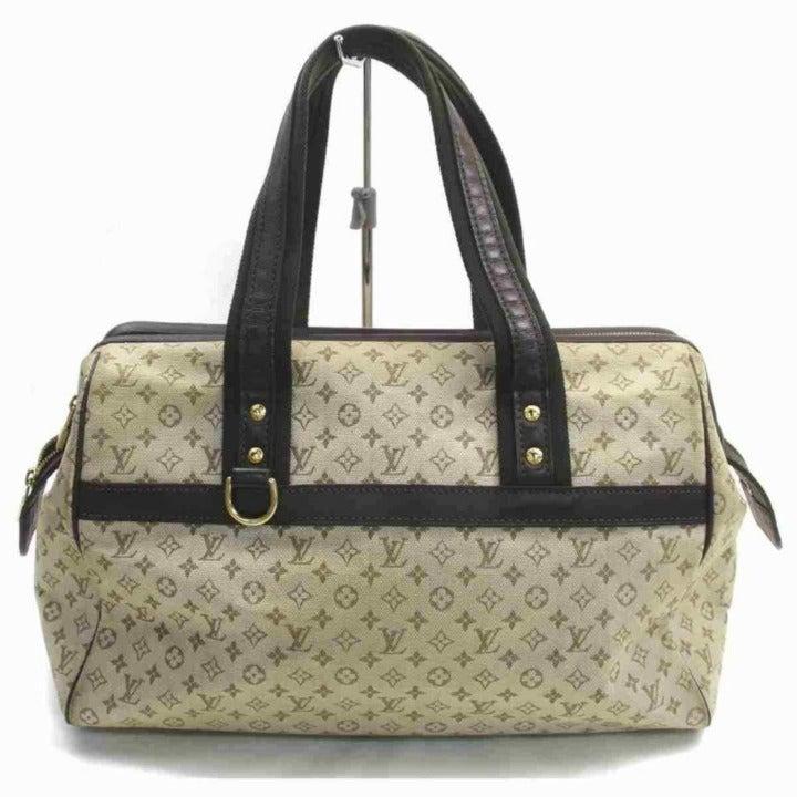 Louis Vuitton Olive Josephine GM Speedy