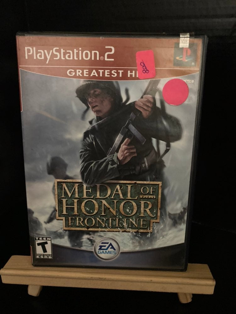 Medal of Honor: Frontline on Playstation