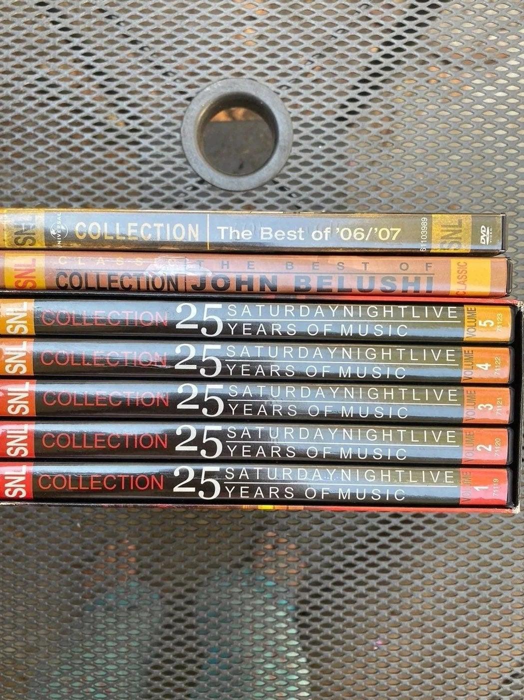 SNL 25 Years Music Best Belushi 2006-07