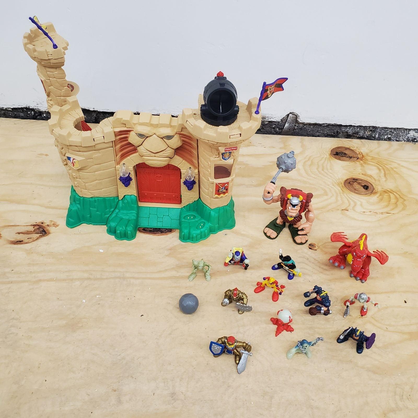 Imaginext Great Adventures Magic Castle