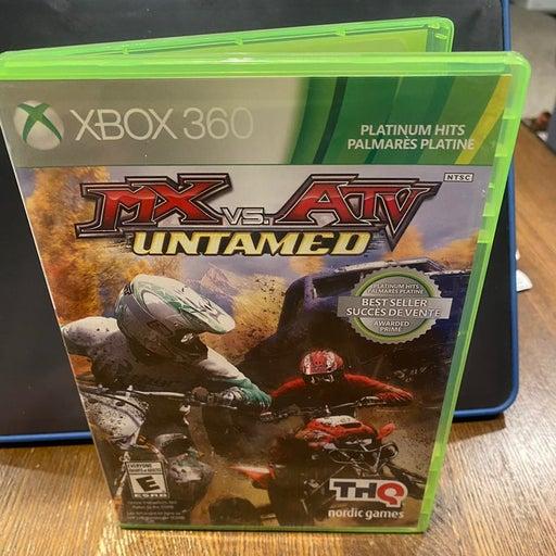 MX vs. ATV Untamed on Xbox 360