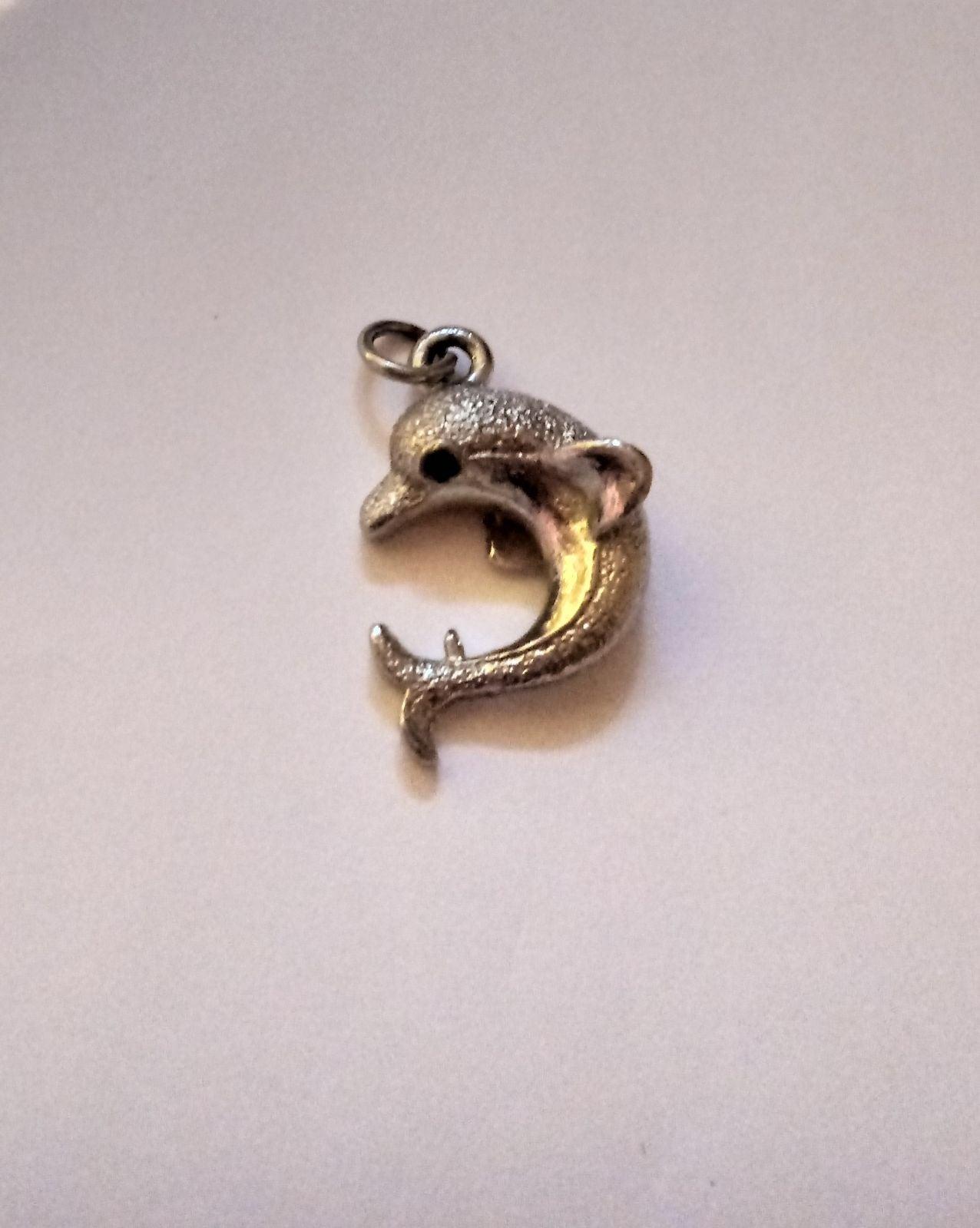 Dolphin Charm Pendant