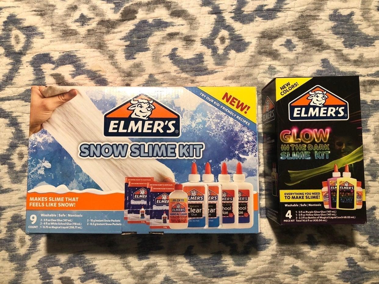 2 Slime kits